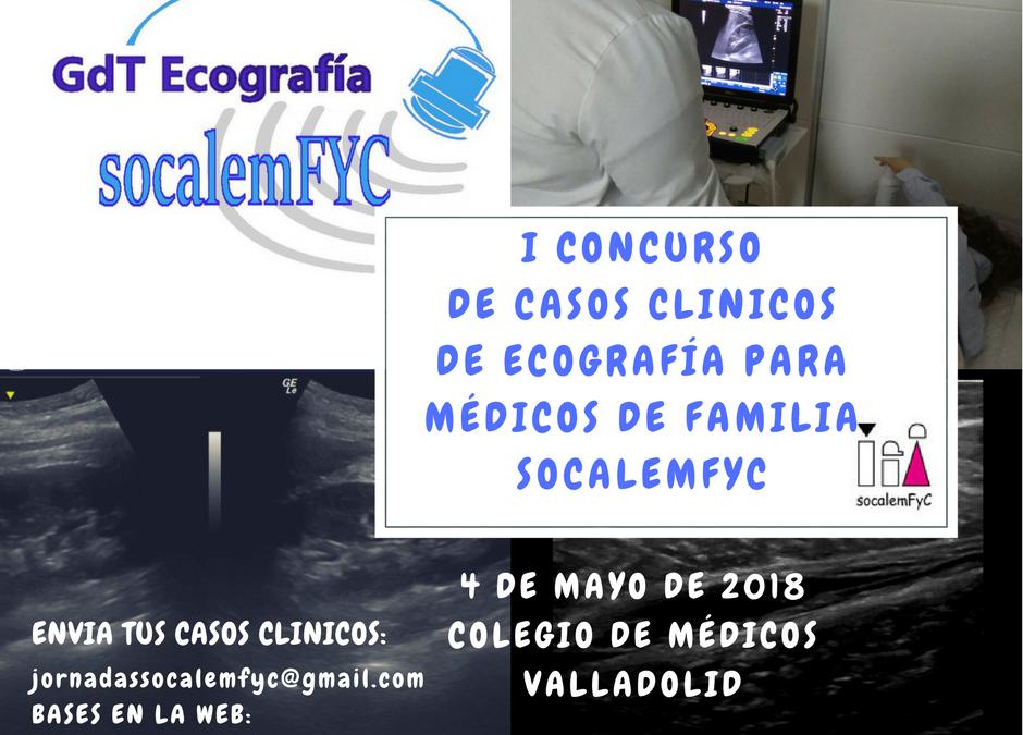 Libro del I Concurso de casos clínicos en Ecografía para Médicos de Atención Primaria. SOCALEMFYC