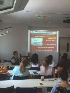 Los días 22 y 23 de junio por iniciativa del Grupo de Urgencias y Atención continuada de Socalemfyc tendrá lugar en Valladolid la fase presencial del curso de instructor de Resucitación Cardiopulmonar (RCP) y Desfibrilador Externo Automático (DEA) del Programa ESVAP.