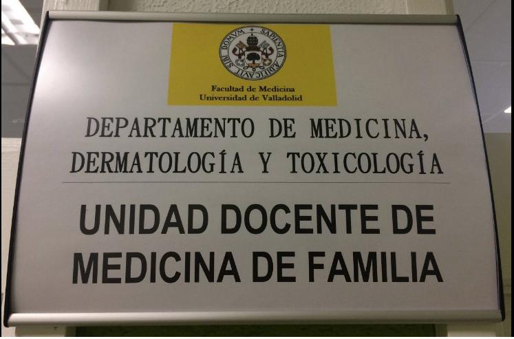 Es el momento de celebrar el nacimiento de la Unidad Docente Universitaria de MFyC de Valladolid