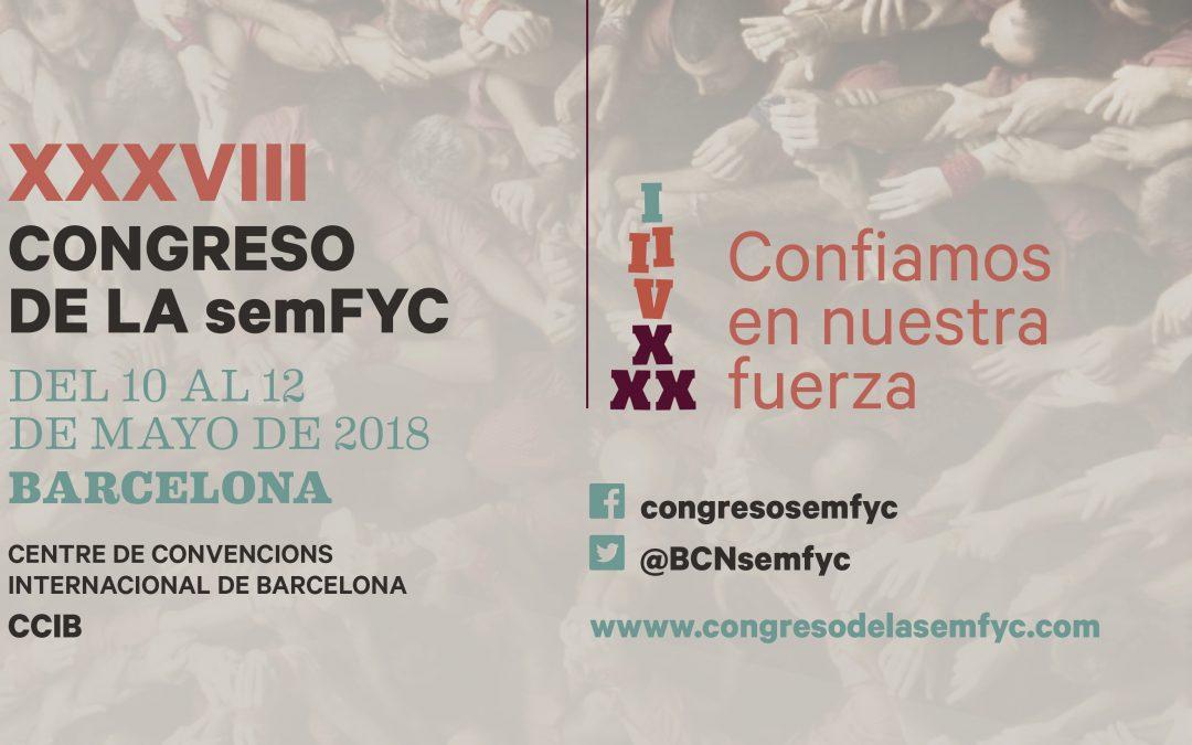 Sólo hasta el 4 de diciembre, cuota promocional Congreso semFYC
