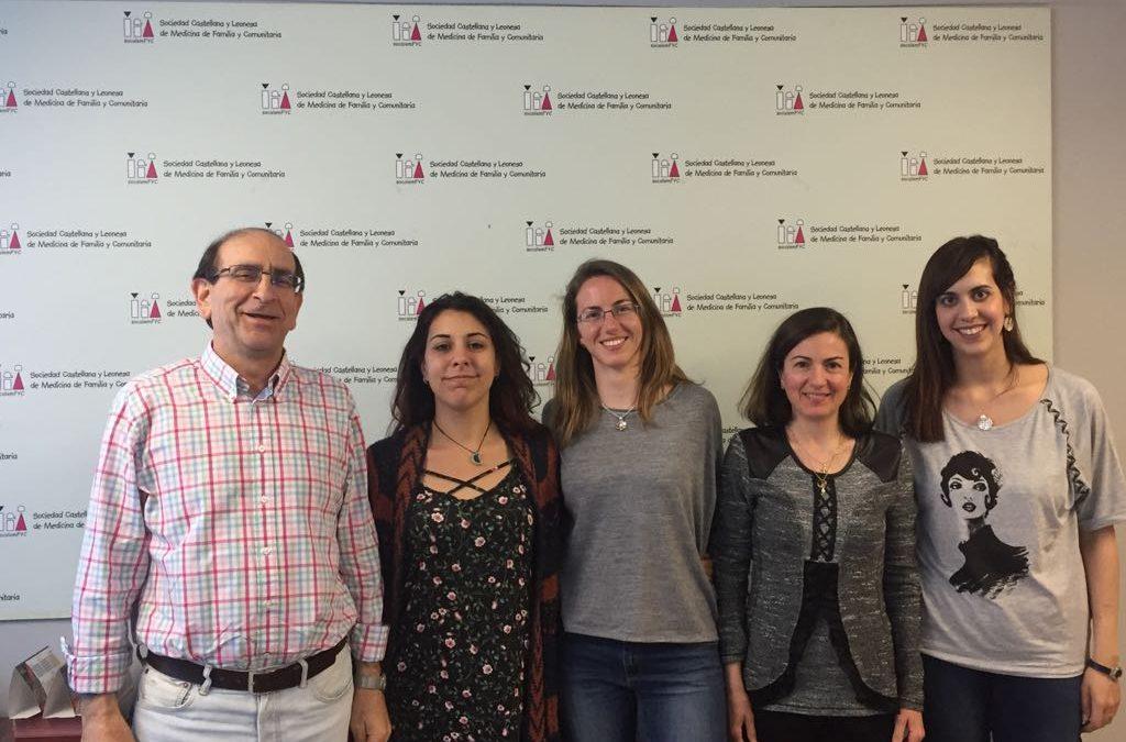 Presentación del Grupo de trabajo de Nutrición de SOCALEMFYC