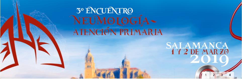 Tercer Encuentro de Neumología-Atención Primaria