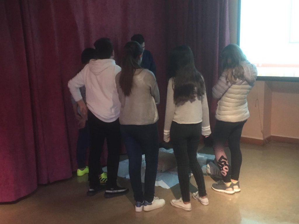 Promoción de técnicas de RCP con alumnos de Primaria y Secundaria