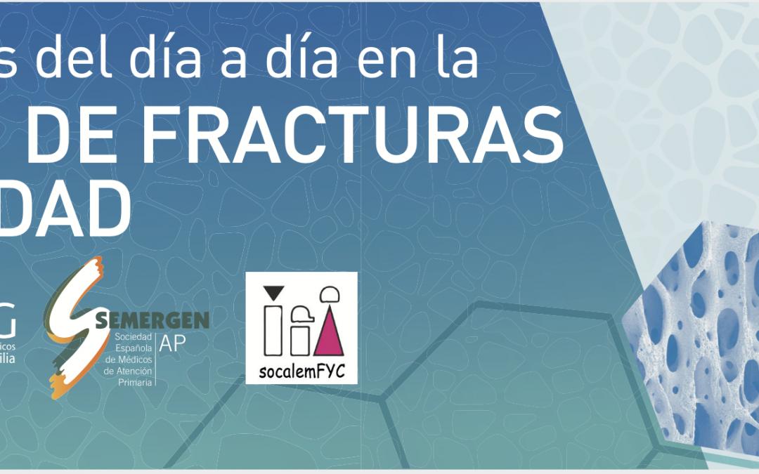 Jornada en León: Resolviendo dudas del día a día en la Prevención de facturas por fragilidad