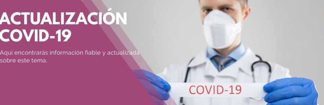 Página oficial  con la Estrategia de Vacunación frente al COVID-19